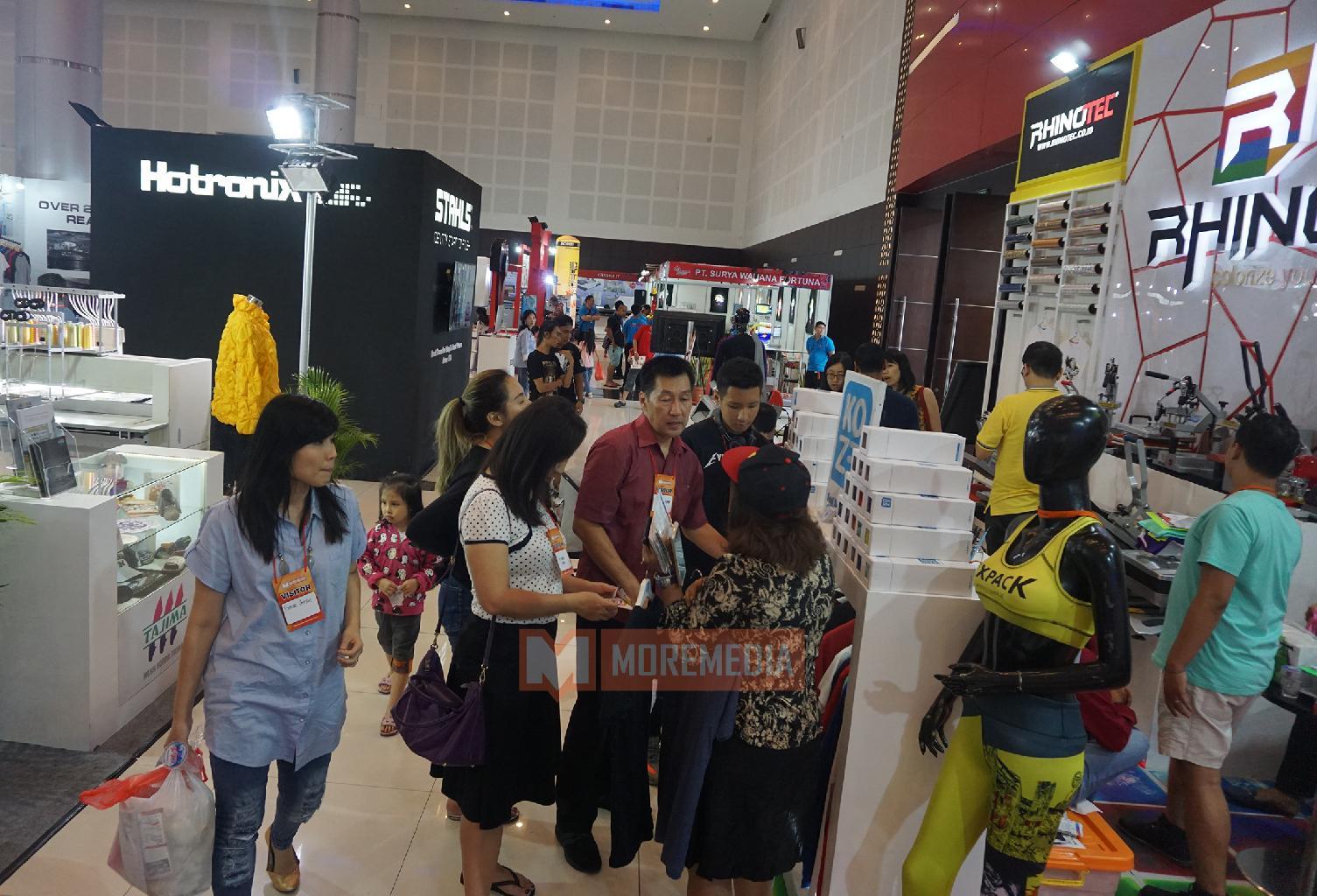 IAPE 2018 di Surabaya menghadirkan mesin terbaru