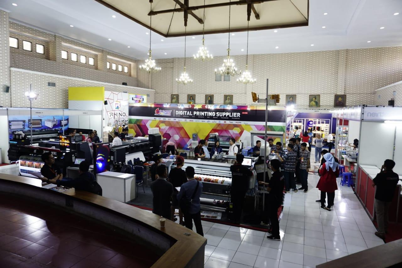 Pameran Mesin Produksi Pakaian, Terbesar di Semarang